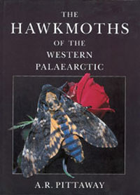 The Hawkmoths of the Western Palaearctic cover