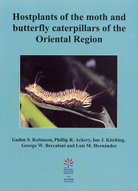 Hostplants of the Moth and Butterfly Caterpillars cover