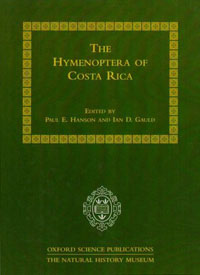 Hymenoptera of Costa Rica cover