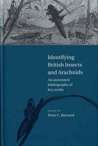 Identifying British Insects and Arachnids cover