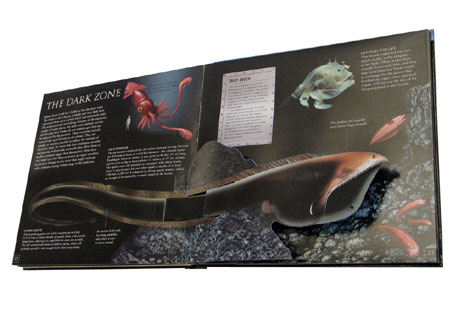 Pages from Creatures of the Deep