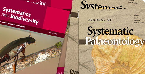 Journals - Natural History Museum Publishing