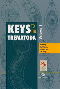 Keys to the Trematoda Volume Two cover
