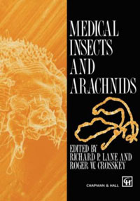 Medical Insects and Arachnids cover