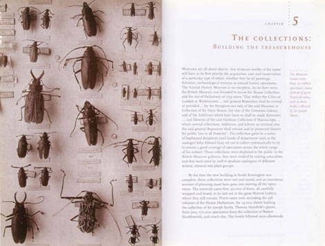 Pages from The Natural History Museum - Nature's Treasurehouse