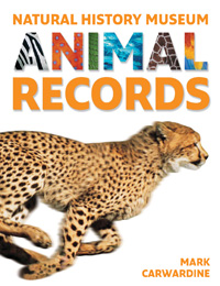 Natural History Museum Animal Records
