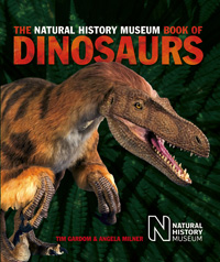 The Natural History Museum Book of Dinosaurs cover