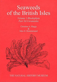 Seaweeds of the British Isles Volume 1, Part 3A