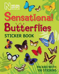 Sensational Butterflies Sticker Book