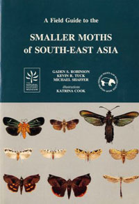 A Field Guide to the Smaller Moths of South-East Asia cover