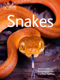 Front cover of the latest edition of Snakes