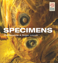 Specimens book cover