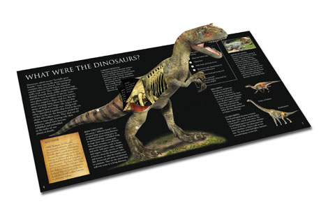 Pages from Dinosaurs