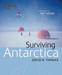 Surviving Antarctica cover