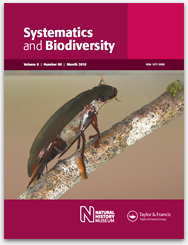 Systematics and Biodiversity