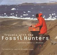 Travels with the Fossil Hunters cover