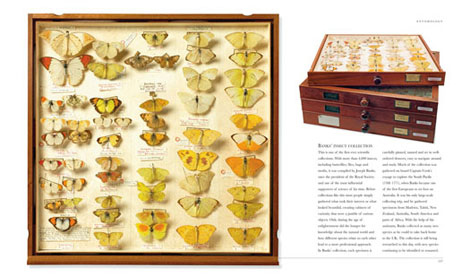 Pages from Treasures of the Natural History Museum