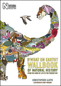 What on Earth? Wallbook of Natural History cover