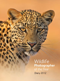 Wildlife Photographer of the Year Diary 2012 cover