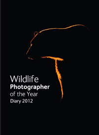 Wildlife Photographer of the Year Pocket Diary 2012 cover