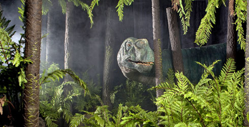 Age of the Dinosaur - Touring Exhibition