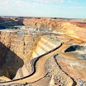 Super Pit gold mine in Australia