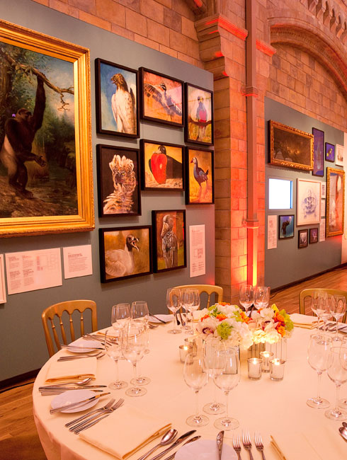 As part of the Darwin Centre hire package, you can impress your guests with dinner in our newest per