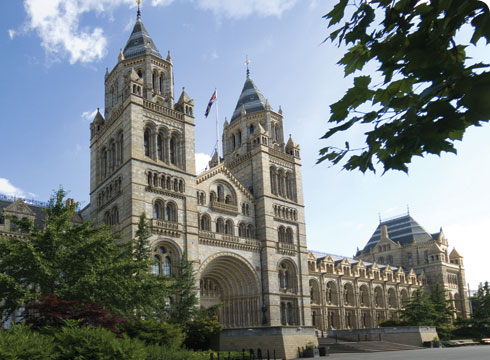 The Waterhouse Building, Natural History Museum
