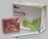 Excavate your own dinosaur