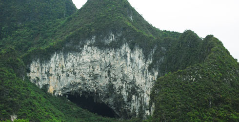Fengshan cave