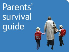 Link to the Parents' survival guide