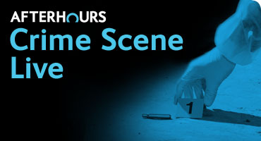 Crime Scene Live - After Hours event