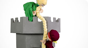 Storytelling with Puppets: Rapunzel, Goldilocks and the Three Bears