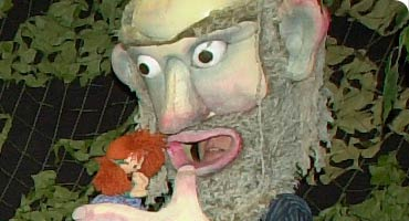 Storytelling with Puppets: Jackie and the Beanstalk & Three Billy Goats Gruff
