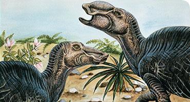 Dino Scene Investigation