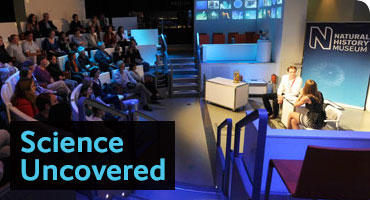 Attenborough Studio events: Science Uncovered