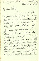 Information on astronomy and the death of Bates (page 1)