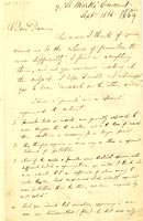 Wallace comments on Darwin's work (page 1)