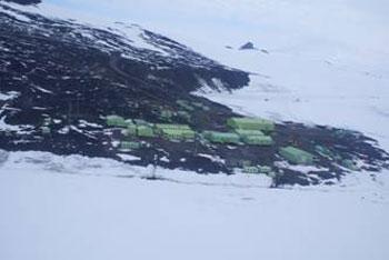 Home sweet home © Antarctic Heritage  Trust