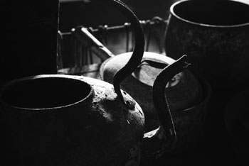 Artefacts ... © Antarctic Heritage Trust