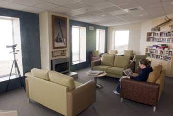 Lounge © Antarctic Heritage  Trust