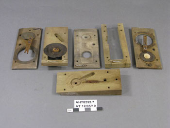 Mysterious wooden objects with bellows from Cape Evans © Antarctic Heritage Trust