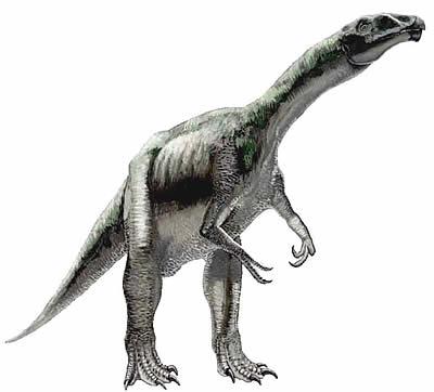Erlikosaurus milieu