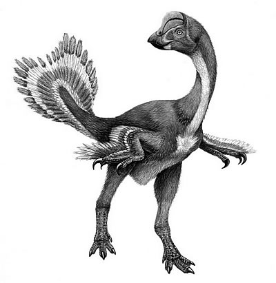 An artist's impression of Hagryphus