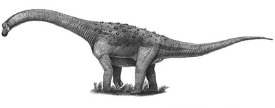 An artist's impression of Sonidosaurus
