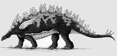 An artist's impression of Yingshanosaurus