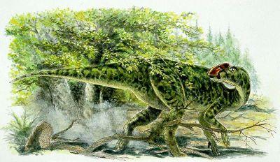 Kritosaurus milieu
