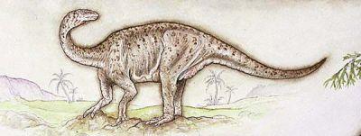 Lufengosaurus milieu