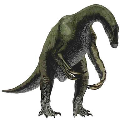 Therizinosaurus milieu