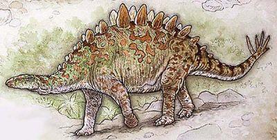 Tuojiangosaurus milieu